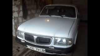 ГАЗ 3110 Волга 2.4 130 л.с. обзор тест драйв советской Волги ГАЗ 3110