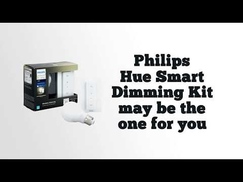 Philips Hue Smart Dimming Kit Review