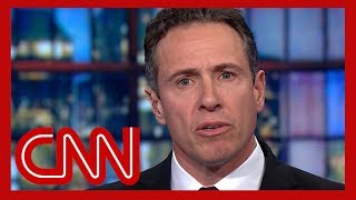 Chris Cuomo responds to Trump's personal attack on him