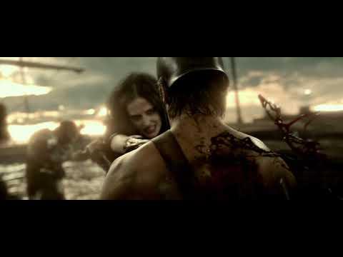 «300 спартанцев 2» Последний бой.Сражение на море.