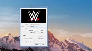 WWE2K15/16- PC - FIX LAG/INCREASE FPS/GET BETTER PERFORMANCE