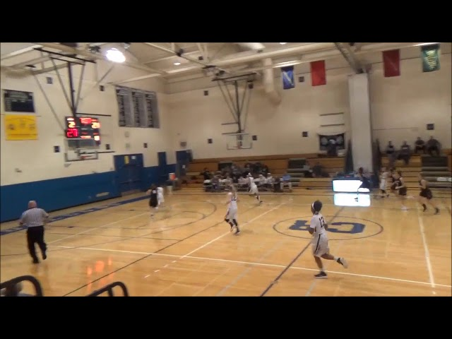 Game Highlights Girls' Varsity: Guilderland 64 vs Cobleskill 45 (F)