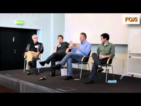 UNIVERSE PANEL with Huw Price, Richard Easther, Andreas Albrecht and Craig Callender