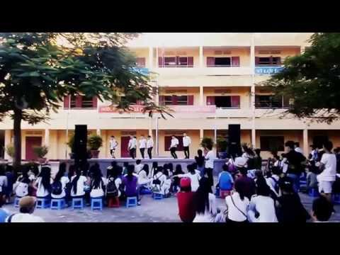 EXO_으르렁 (Growl) - Dance Cover by The Poseidon From Vietnam (Stage in Thái Phiên High School)