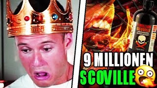 Inscope21 probiert EXTREM SCHARFE 9.000.000 Scoville Soße!🥵 mit Knossi ❘ Inscope21 Reaction