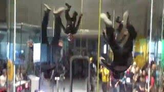 1st FAI World Indoor Skydiving Championship