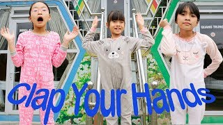 Clap Your Hands Songs for Kids | + more Nursery Rhymes by LaLa Kids TV