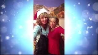 MAMMA MIA! Broadway - A Festive message from Donna and Sophie!