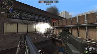 Point Blank - JOGANDO DE P90 MCD !