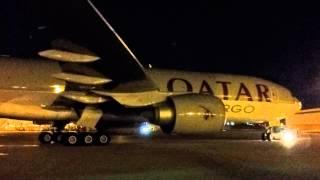 Qatar Cargo Boeing 777-FDZ [A7-BFB] O