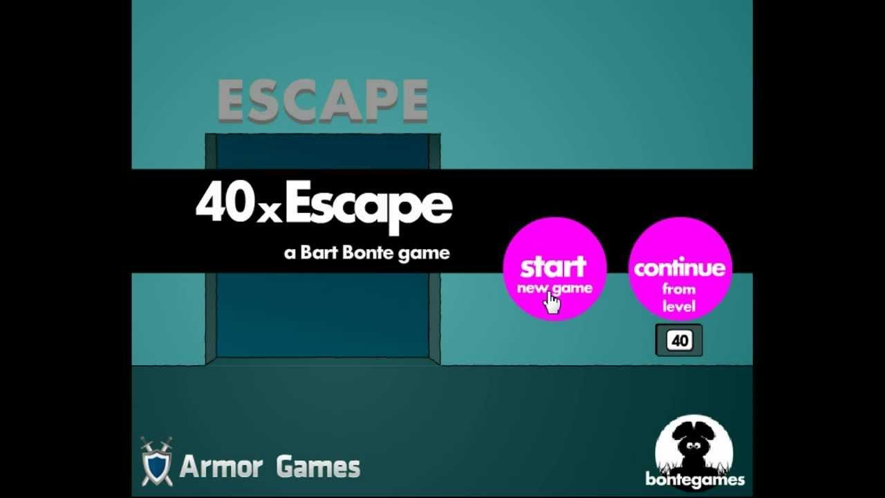 Bart Bonte 40x Escape Walkthrough Youtube