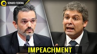 Senador LindBerg DEBATE Procurador Júlio Marcelo, (COMPLETO) Impeac...