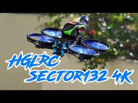 Фото HGLRC Sector132 4K