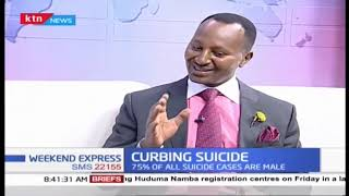 Curbing Suicide: Male Suicide cases on the rise | Weekend Express | part 1