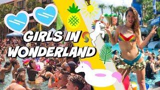 Girls in Wonderland 2018