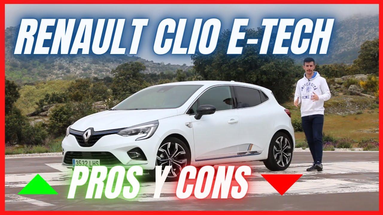 Prueba Renault Clio E-TECH - 😮 ¿POR QUÉ NOS HA SORPRENDIDO?