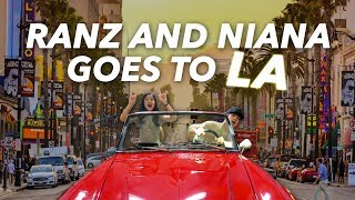 Ranz and Niana Goes To LA (Carpool Around)