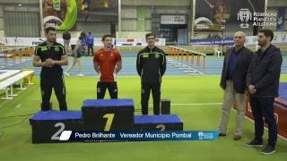 Live: Campeonato de Portugal de Pista Coberta - 1ª jornada