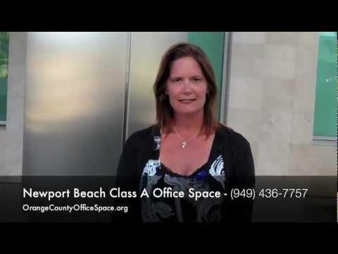 Newport Beach Class A Office Space for Rent