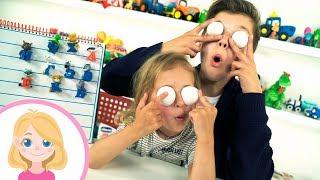 УЧИМ БУКВЫ И АЛФАВИТ С ЖИВОТНЫМИ - Маленькая Вера - Развивающее видео для детей малышей