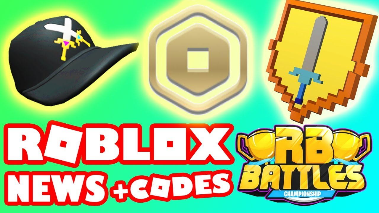 Roblox News Promo Codes September 2019 Rb Battles Event New