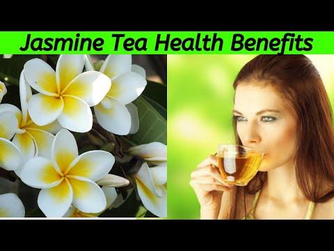 9 Health Benefits Of Jasmine Tea