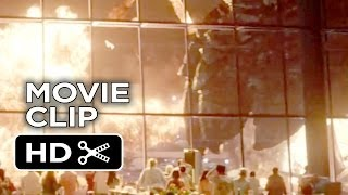 Godzilla CLIP - Monster Mash (2014) Bryan Cranston Monster Movie HD thumbnail
