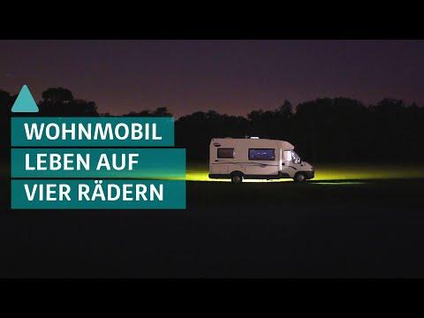 Wohnmobil: Leben im Luxusliner