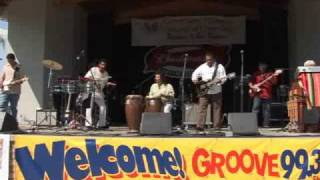 """Juntos"" - El Chicano Live at the 2009 Menudo Cook-off at the Kern County Fairgrounds"