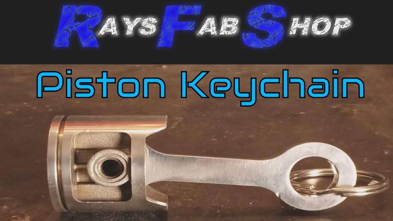 slant six keychain