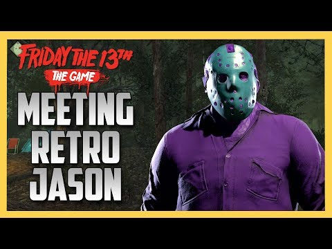 Download Youtube: Meeting Retro Jason - Friday the 13th The Game