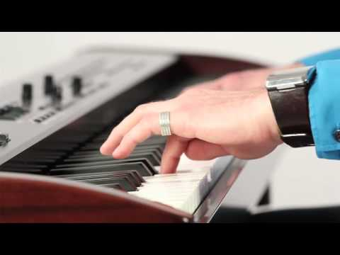 KAWAI MP7 Digital Piano DEMO (Español)