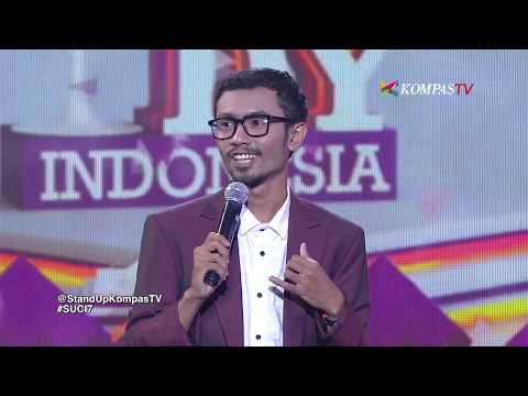 Ridwan Remin: Dicolek Setan (Grand Final SUCI 7)