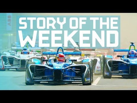 Story Of The Weekend: 2018 Qatar Airways New York City E-Prix