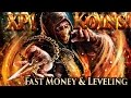 Mortal Kombat X - Crazy Money Glitch & XP Tips (Koins + Rank Up)