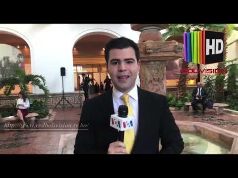 OEA acuerda no reconocer la legitimidad del per�odo del r�gimen de Nicol�s Maduro.