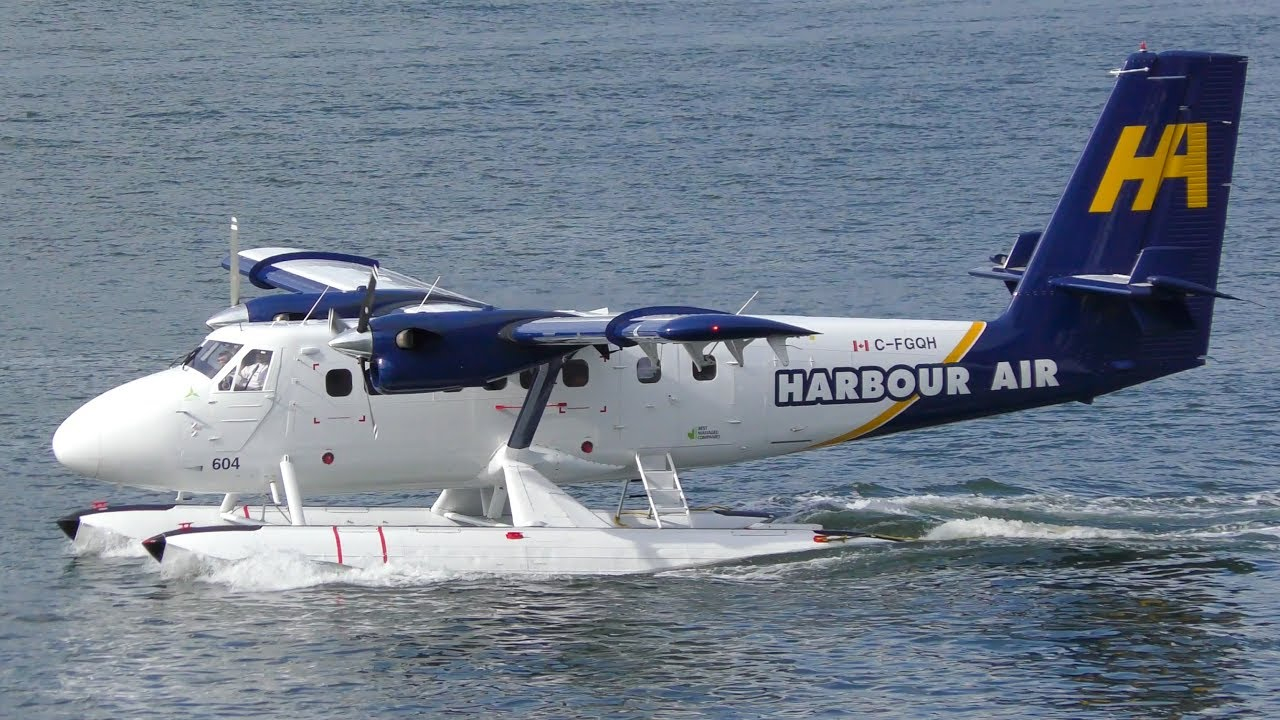 Download Twin Otter Seaplane Action