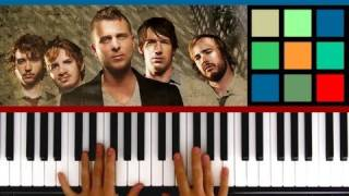 "How To Play ""Apologize"" Piano Tutorial (One Republic)"