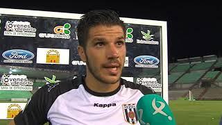 José Pérez Herrera tras Mérida-San Fernando (27-08-17)