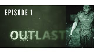 OUTLAST STORY! Episode 1 (Hilarious Reaction)