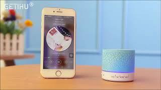 GETIHU Kablosuz Taşınabilir Bluetooth Hoparlör