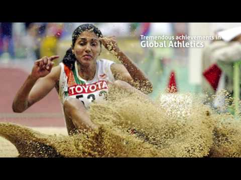 Anju Bobby Sports Foundation Profile