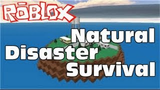 Brony spielt: Roblox: Natural Disaster Survival