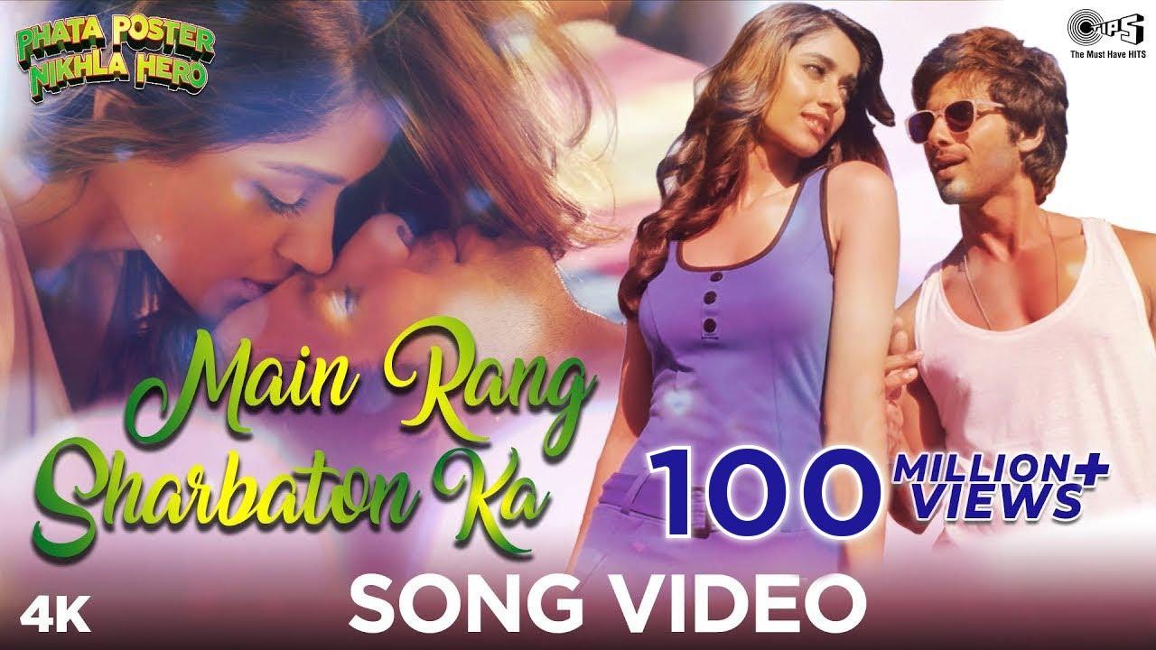 Main Rang Sharabaton Ka Lyrics