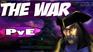 ПОЛНОЕ ПРОХОЖДЕНИЕ THE WAR PVE