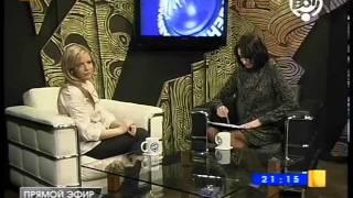"""Юлия Михальчик на телеканале """"ВОТ!"""" 18.02.12"""