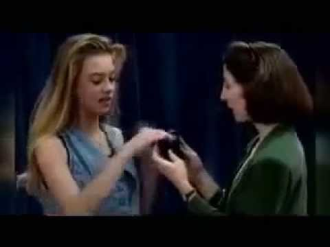 Woman seducing teen