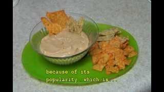Hummus Cream - How to make this delicious and creamy hummus cream. -PekisKitchen