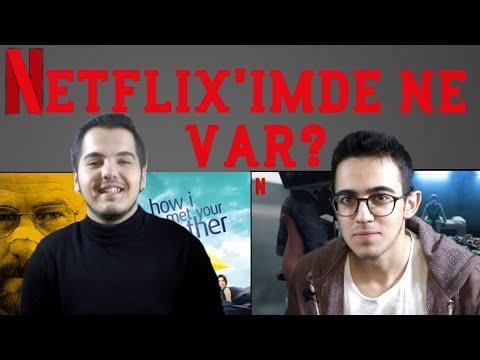 NETFLİX BİZE NE