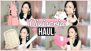 DIVISORIA SHOPPING HAUL from 168 999 and MORE!